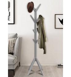 Zayn-Coat Rack-Grey (552-398GY) - Worldwide HomeFurnishings