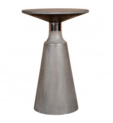 Advik-Accent Table-Light Grey (501-517LG)