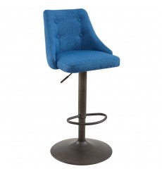 Adyson-Air Lift Stool-Blue (203-419BLU)
