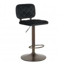 Aiko-Air Lift Stool-Grey (203-797GY)