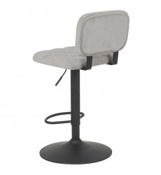 Aiko-Air Lift Stool-Black (203-797BK)