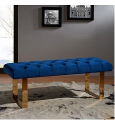 Worldwide - Angelica Double Bench - Blue (401-266BLU)