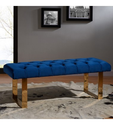 Angelica-Double Bench-Blue (401-266BLU)