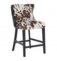 Angus- 26'' Counter Stool-Brown (203-795BRN)