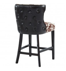 Angus- 26'' Counter Stool-Brown (203-795BRN) 26'' Counter Stool, Set Of 2 - Worldwide HomeFurnishings