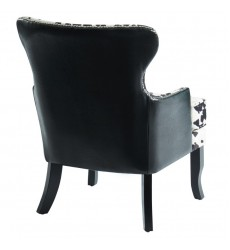 Angus-Accent Chair-Black (403-795BK) - Worldwide HomeFurnishings