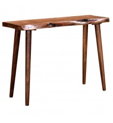 Arnav-Console/Desk-Walnut (502-445WAL) - Worldwide HomeFurnishings