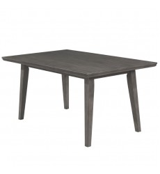 Worldwide - Ashland Rectangular Dining Table - Grey (201-311GY)