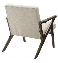Beso-Accent Chair-Beige (403-976BG) - Worldwide HomeFurnishings