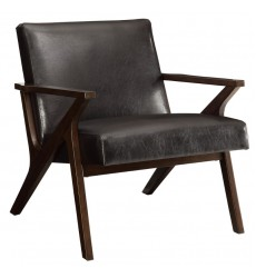 Beso-Accent Chair-Brown (403-976BN) - Worldwide HomeFurnishings