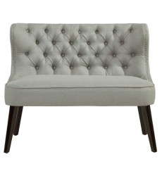 Worldwide - Biscotti Double Bench - Light Grey (401-188LG)