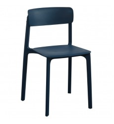 Bruno-Side Chair-Blue (202-442BLU)