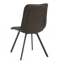Buren-Side Chair-Vintage Grey (202-475GY)
