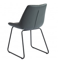 Calvin-Side Chair-Charcoal (202-112CH)