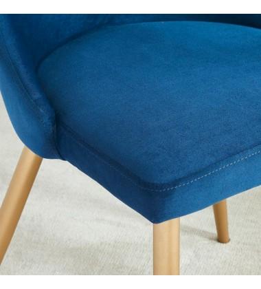 Carmilla-Side Chair-Blue (202-353BLU)