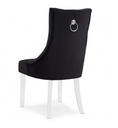 Cavalli-Accent Chair-Black (403-106BK)
