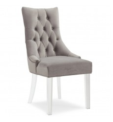 Cavalli-Accent Chair-Grey (403-106GY) - Worldwide HomeFurnishings