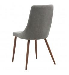 Cora-Side Chair-Grey (202-182GY) Side Chair - Worldwide HomeFurnishings