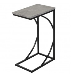 Darcy-Accent Table-Cement (501-288CMT) - Worldwide HomeFurnishings