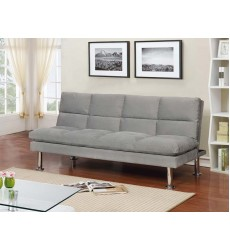 Eloy-Convertible Sofa-Grey (108-519GRY)