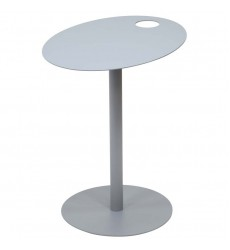 Enzo-Accent Table-Grey (501-098GY) - Worldwide HomeFurnishings