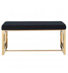 Worldwide - Eros Double Bench - Gold/Black (401-482GL)