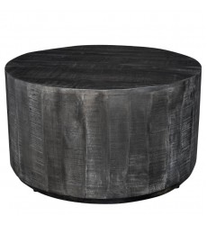 Eva-Coffee Table-Distressed Grey (301-126GY)