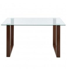 Franco-Dining Table-Walnut (201-454WAL)