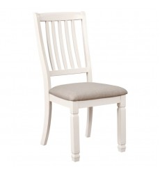 Highlands-Side Chair-Antique White (202-279WT) Side Chair - Worldwide HomeFurnishings