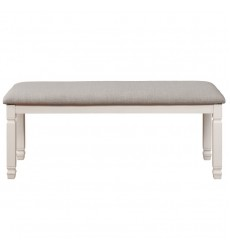 Highlands-Bench-Antique White (401-279WT)