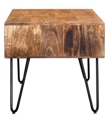 Jaydo-Coffee Table-Natural Burnt (301-137NT) - Worldwide HomeFurnishings