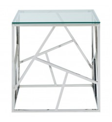 Juniper-Accent Table-Silver (501-492CH) - Worldwide HomeFurnishings