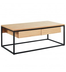 Lance-Coffee Table-Oak (301-421OK)