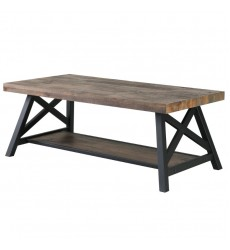 Langport-Coffee Table-Rustic Oak (301-332RK)
