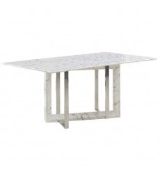 Lloyd-Dining Table-White (201-436WT)