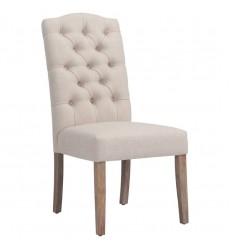 Lucian-Side Chair-Beige (202-157BG) Side Chair - Worldwide HomeFurnishings