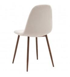 Lyna-Side Chair-Beige (202-250BG) Side Chair - Worldwide HomeFurnishings