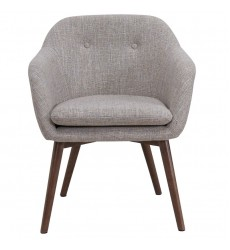 Minto-Accent Chair-Beige Blend (403-194BG) - Worldwide HomeFurnishings