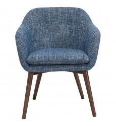 Minto-Accent Chair-Blue Blend (403-194BLU) - Worldwide HomeFurnishings