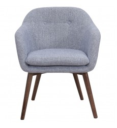 Minto-Accent Chair-Grey Blend (403-194GY) - Worldwide HomeFurnishings