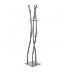 Neil-Coat Rack-Brushed Nickel (552-234NK)