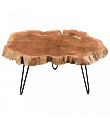 Nila-Coffee Table-Natural (301-329NAT) - Worldwide HomeFurnishings