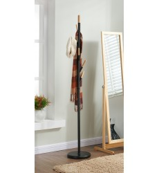Tenley-Coat Rack-Black (552-972BK)