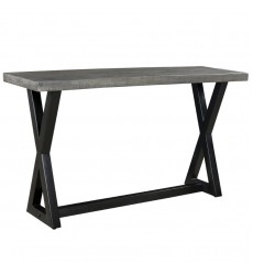 Zax-Console-Distressed Grey (502-147GY)