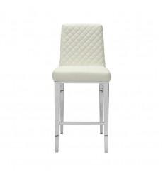 Xcella - Alisa White Aspen Counter Chair GY-COU8115-XX